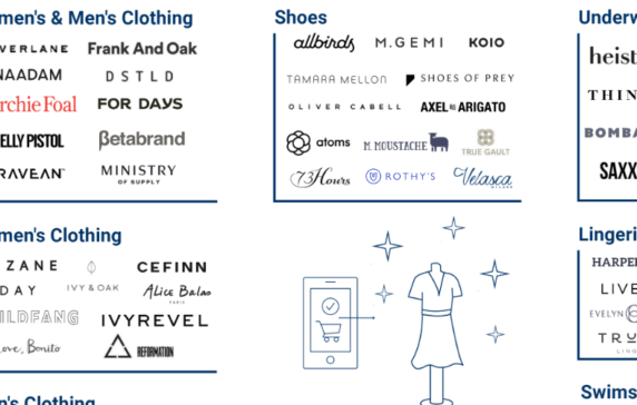 236bb078 80+ Online Brands Taking The Fashion World By Storm