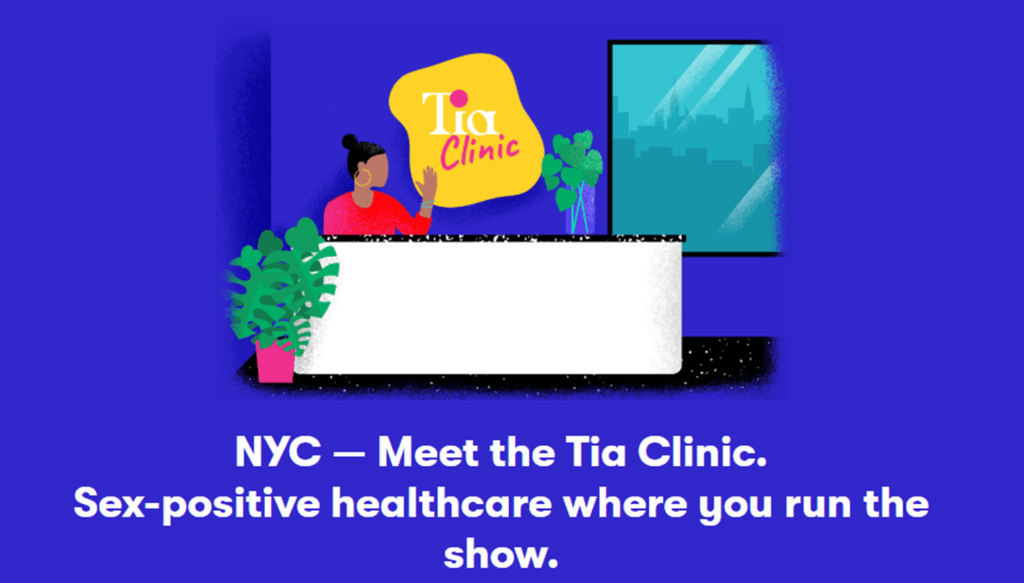 Tia clinic website