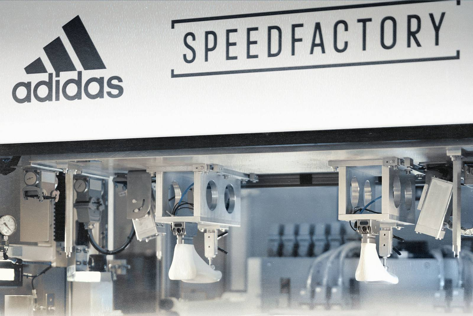 finest selection 76ebf 12467 Adidas uses new speedfactories to customize apparel