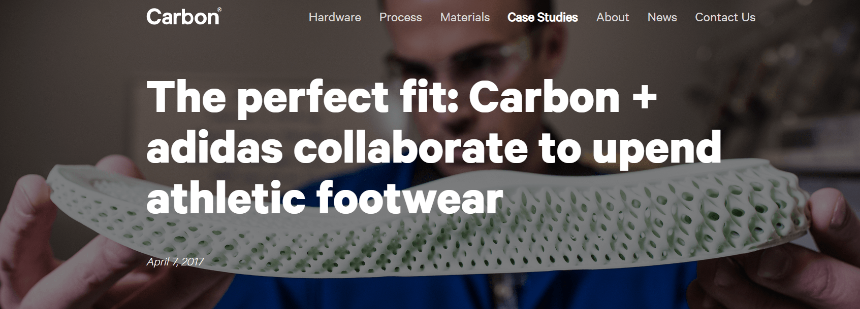 c8944ba337bbe Nike and Brooks Running have also explored 3D printing as a method for  customized shoe manufacturing.
