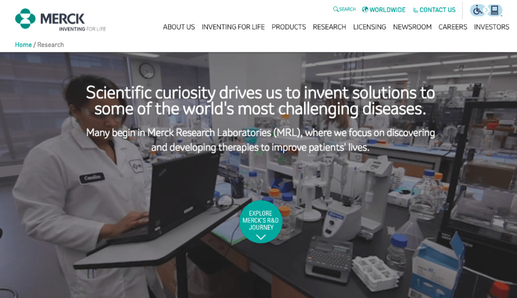 19 Corporate Innovation Labs In Healthcare