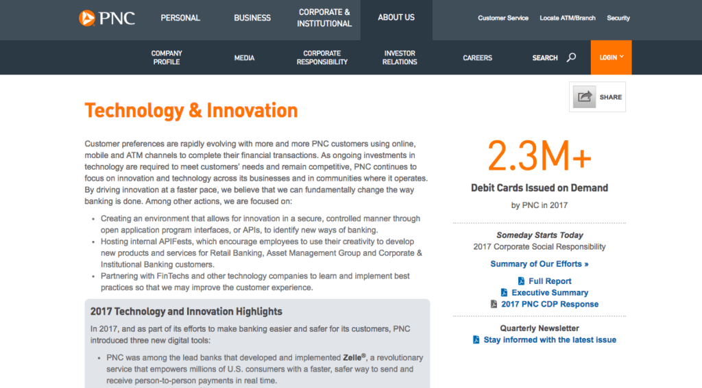 37 Corporate Innovation Labs In Finance