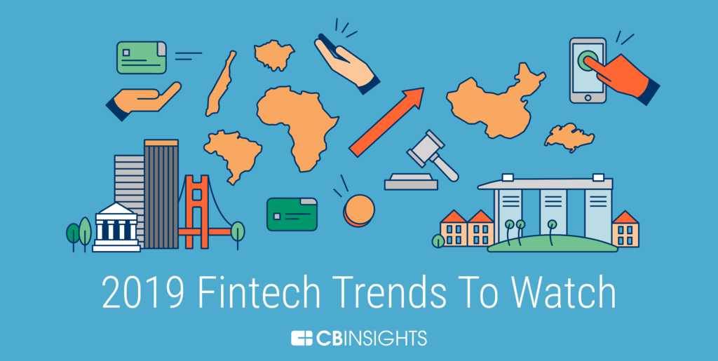 Fintech Trends to Watch in 2019