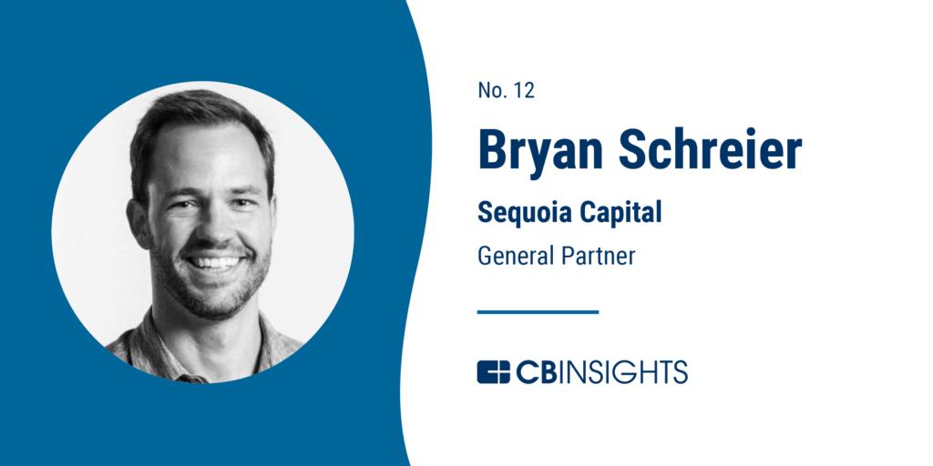 Top Venture Capitalists Bryan Schreier Sequoia Capital