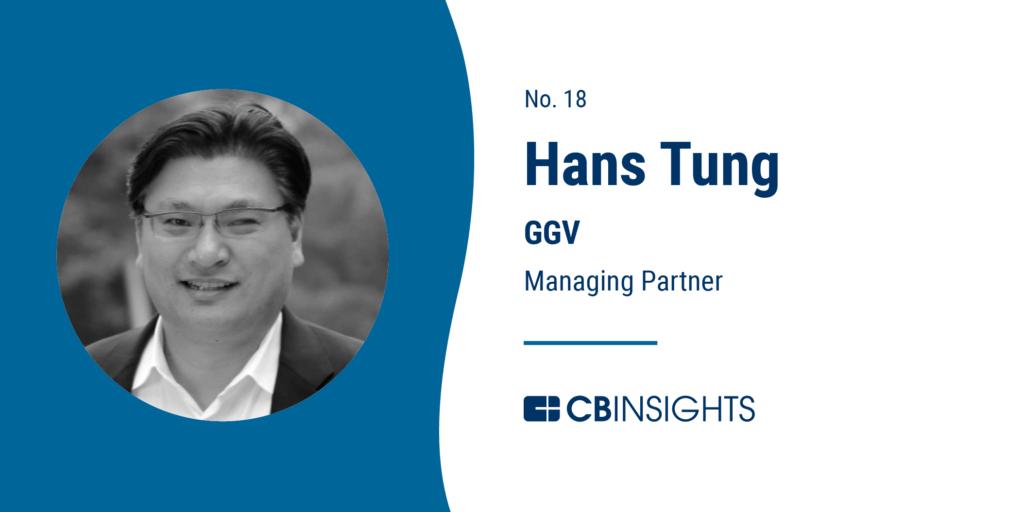 Top Venture Capitalists Hans Tung GGV