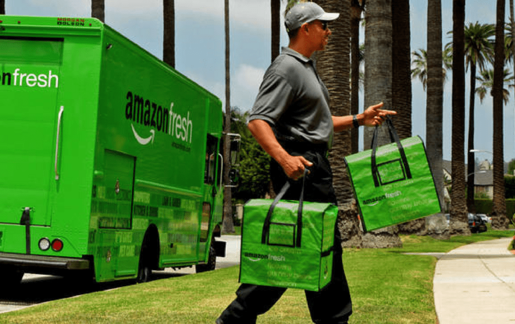 The 7 Industries Amazon Could Disrupt Next - CB Insights