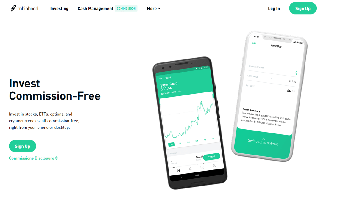 Fintech Business Model Spotlight: Robinhood