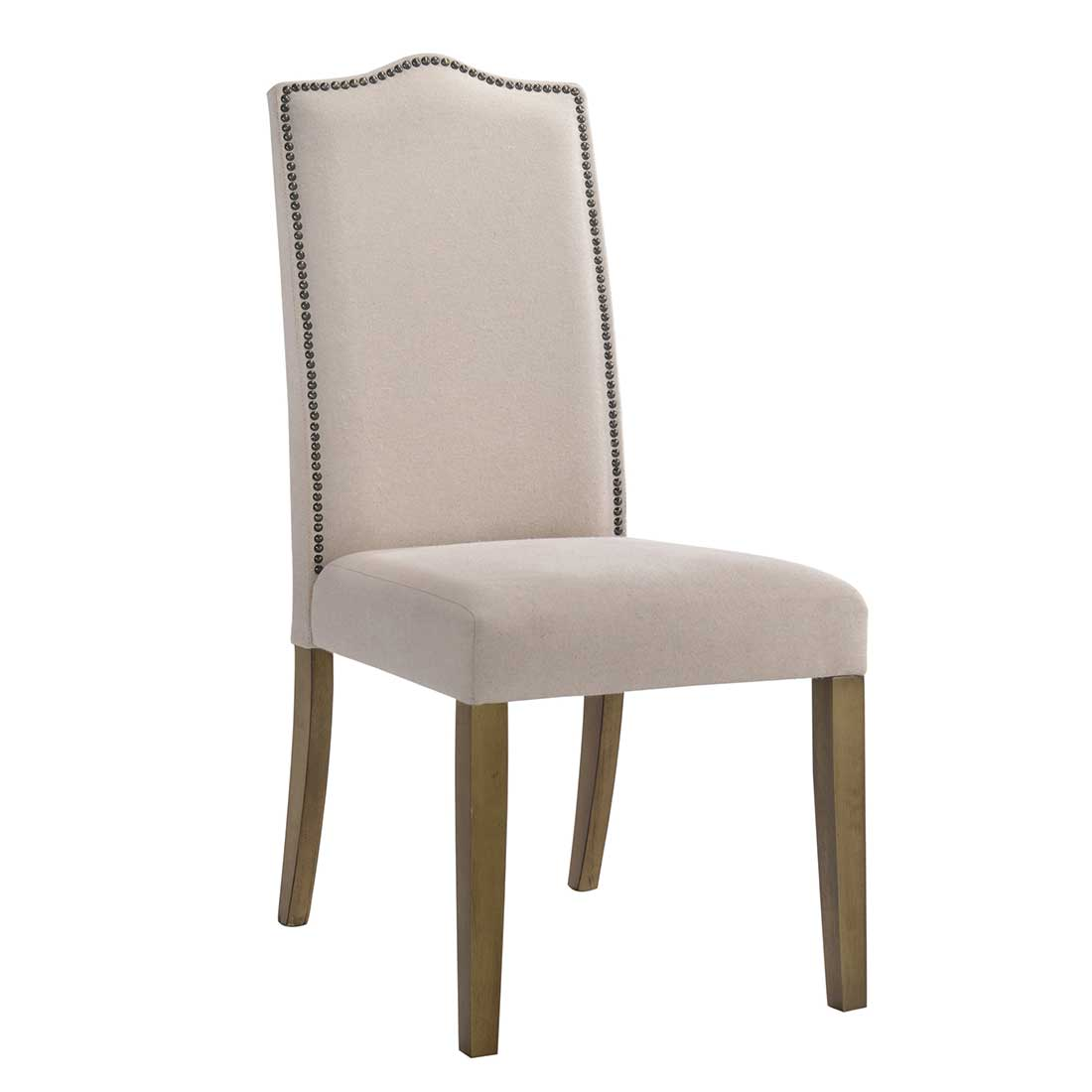 Ryan Upholstered Nailhead Parsons Dining Chair