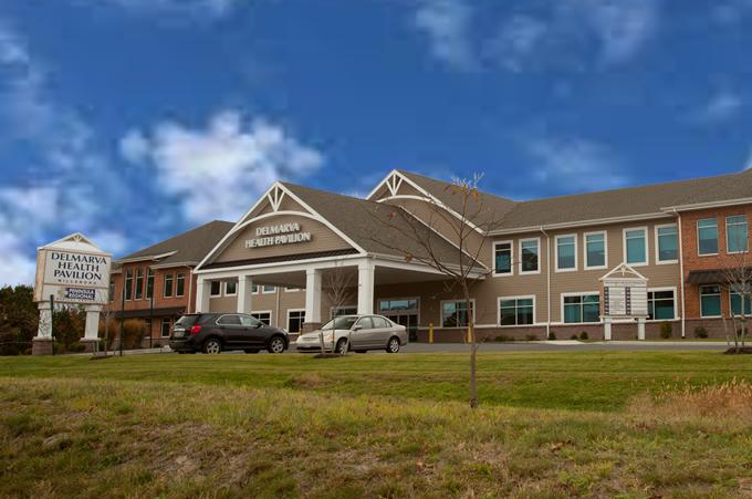 Delmarva Health and Medical Pavilion