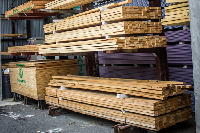 Lumber - Colonial Materials