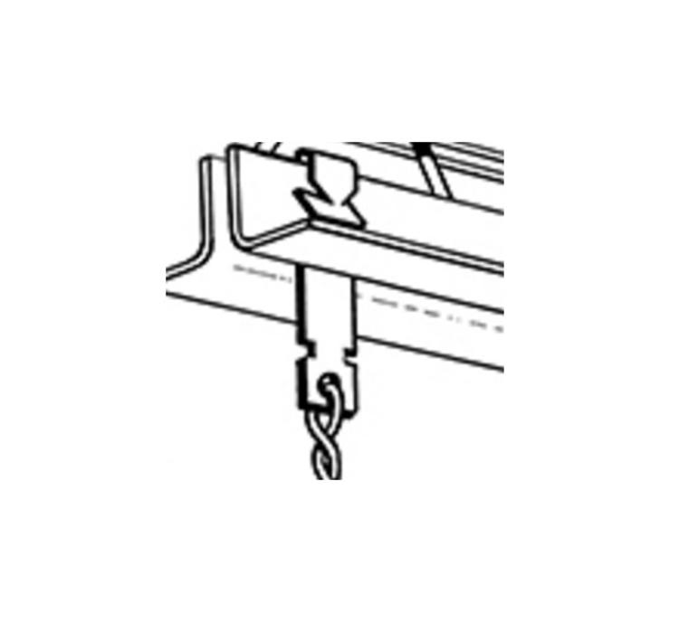 Ladd Bar Joist J Clip At Capitol Building Supply Inc