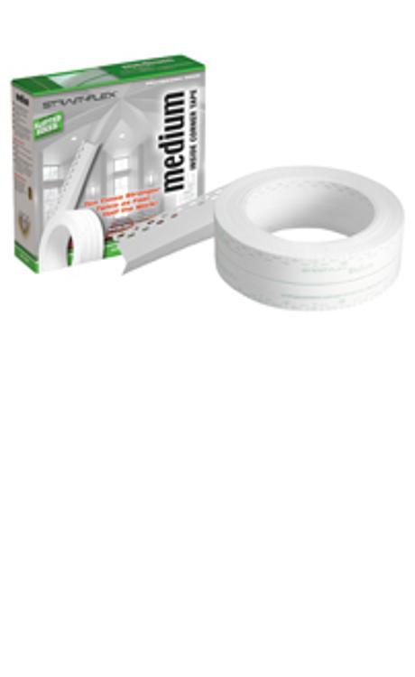 Strait Flex Drywall Tape : In ft strait flex medium drywall corner tape