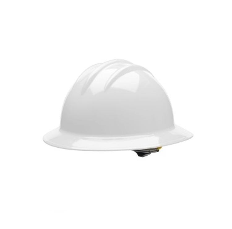 Bullard Classic Series Full-Brim Hard Hat w/ 6-Point Ratchet