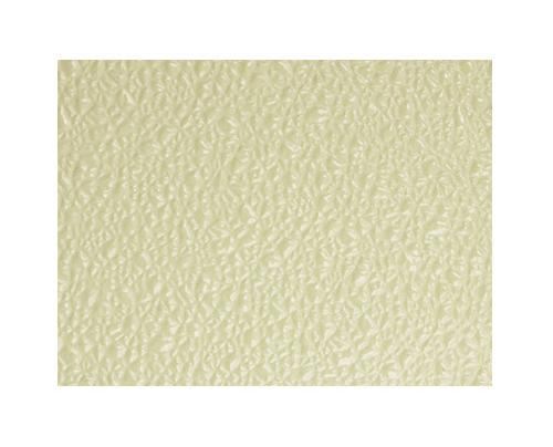 .090 in x 4 ft x 8 ft Crane Composites Sequentia FRP Embossed Wall Panel - Almond