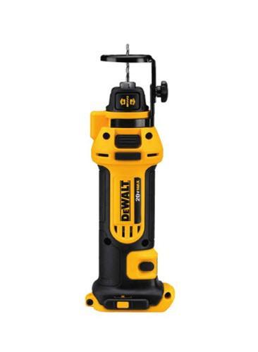 DeWALT 20 Volt MAX* Drywall Cut-Out Tool (Tool Only) - DCS551B