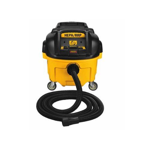 8 Gallon DeWALT Wet/Dry HEPA/RRP Dust Extractor - DWV010