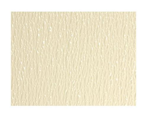 .090 in x 4 ft x 8 ft Crane Composites Sequentia FRP Embossed Wall Panel - Ivory