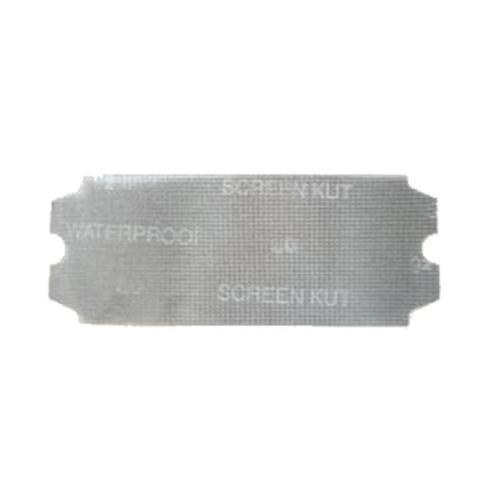 4 3/16 in x 11 1/4 in Johnson Abrasives 220 Grit Sanding Screens