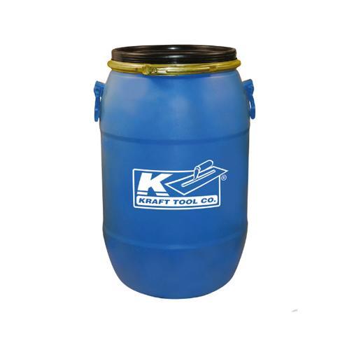 Kraft Tools 15 gal Mixing Barrel w/ Lid