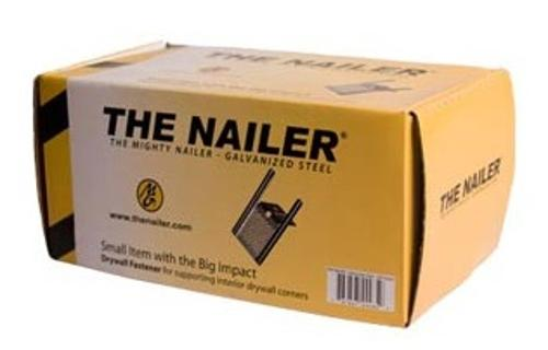 The Mighty Nailer - Galvanized Steel