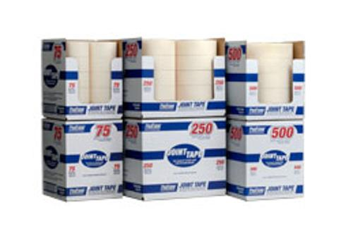 2 1/6 in x 250 ft National Gypsum ProForm Paper Joint Tape