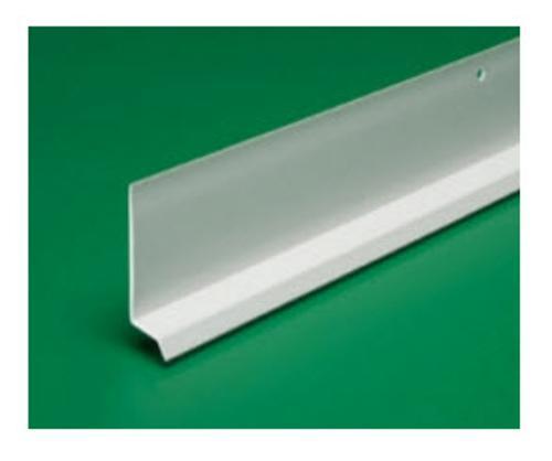 Plastic Components Window/Door Drip Edge with 2 in Back Flange