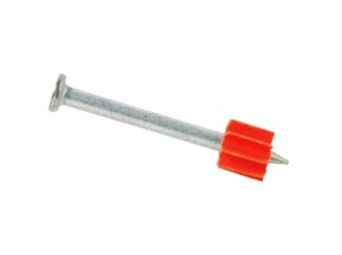 1/2 in ITW Ramset Knurled Plated Pin