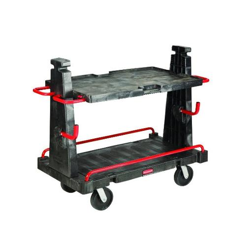 24 in x 44 in Rubbermaid Convertible A-Frame Truck