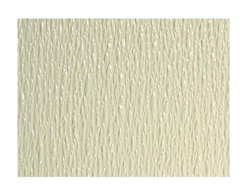 .090 in x  4 ft x 8 ft Crane Composites Sequentia FRP Embossed Wall Panel - Silver