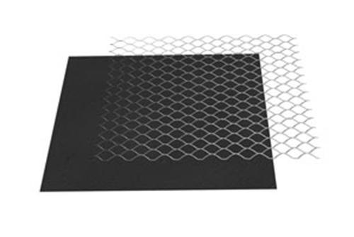 27 in x 96 in Self-Furring Diamond Paper Backed Lath - 3.4