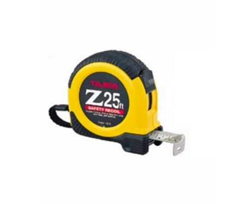 1 in x 25 ft Tajima Z-25 Dual Lock Tape Measure