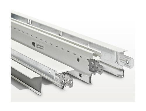 4 ft x 9/16 in USG Donn Brand Centricitee DXT Cross Tee - DXT422
