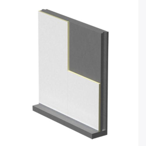 2 in x 4 ft x 10 ft Atlas Infinish EnergyShield Interior Wall Insulation