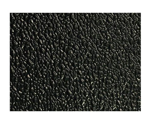 .090 in x 4 ft x 8 ft Crane Composites Sequentia FRP Embossed Wall Panel - Black
