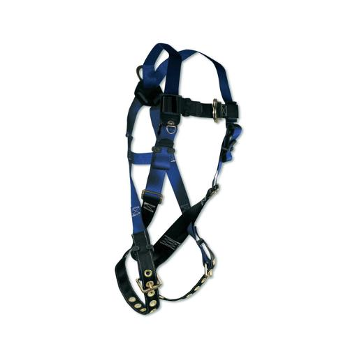 FallTech 7016 Contractor 1-D Full Body Harness - UniFit
