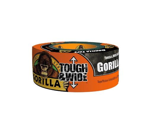 3 in x 30 yd Gorilla Tough & Wide Tape