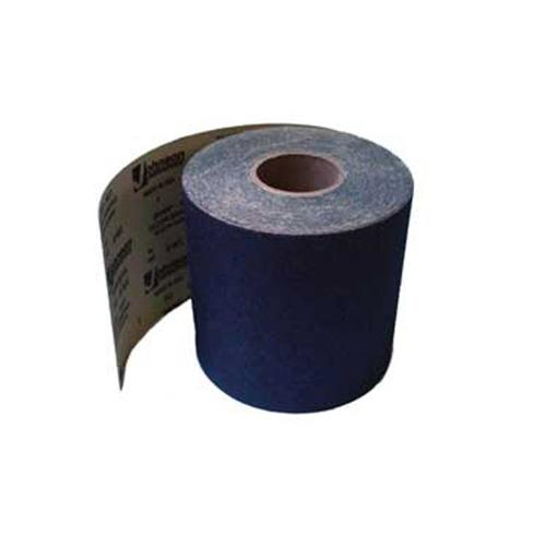 8 in x 50 yd Johnson Adhesives 120 Grit Smooth-Kut Sandpaper Economy Roll