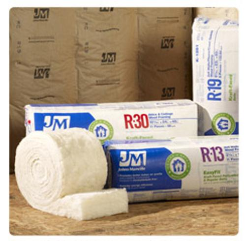 R7 2 3/4 in x 24 in x 48 in Johns Manville Unfaced Insulation