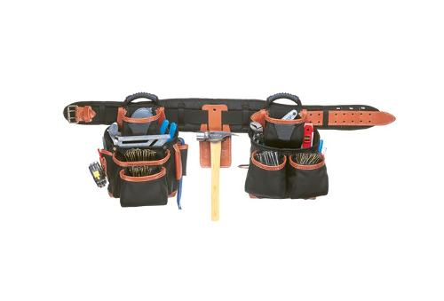 CLC 4 Piece Top-Of-The-Line Pro Framer's Combo Tool Belt