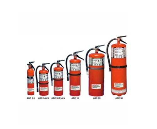 Strike First ABC 4A-80BC Dry Chemical Fire Extinguisher - 10 lb