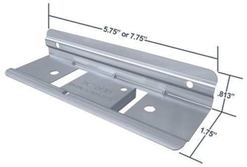 8 in x 18 Gauge TSN BC800 BridgeClip