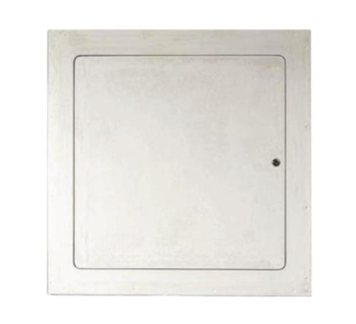 6 in x 6 in Wind-lock GFRG Hinged Interior Stealth Access Panel