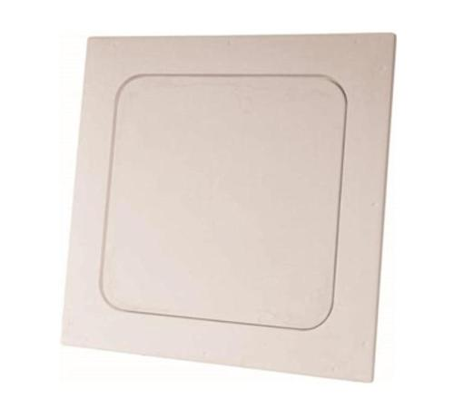 9 in x 9 in Wind-lock GFRG Interior Drop-in Stealth Access Panels