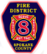 Spokane Fire Dist # 8 (WA) uses CallBack Staffing<br /> to handle their daily full and part time <br />Fire / EMS scheduling needs.
