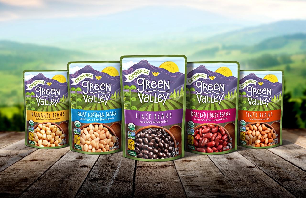 Millennial Organic Food Branding