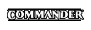 Commander 2016 Logo