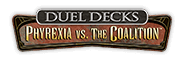 Duel Decks: Phyrexia vs the Coalition Logo