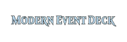 Modern Event Deck Logo