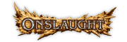 Onslaught Block Logo