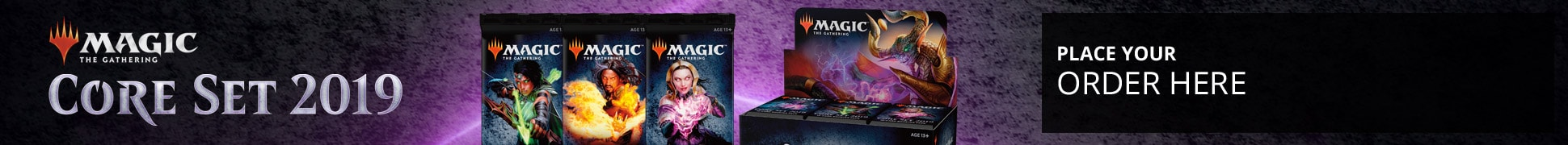 Preordered Booster Boxes Available for Pickup July 7 and 8 /  All Others July 13